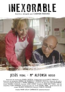 Inexorable, de Carmen Perona. Festival Nuevo Cine Andaluz 2019