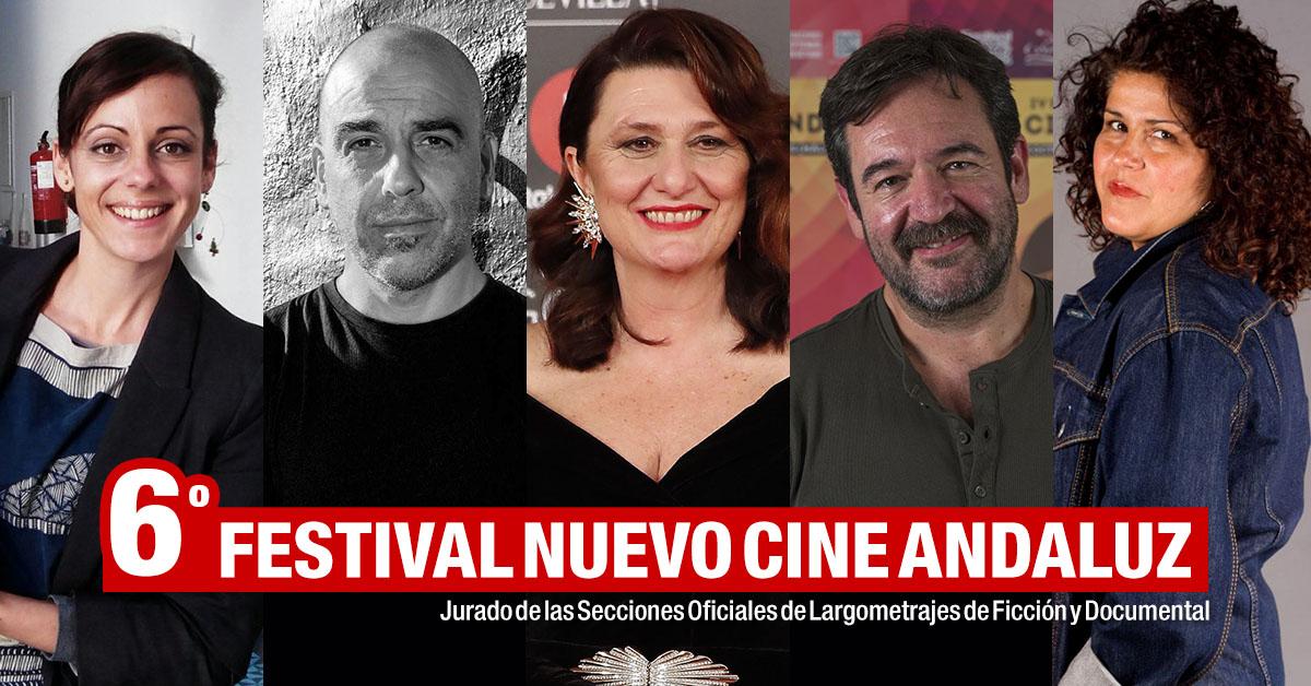 Jurado de cine VI Festival Nuevo Cine Andaluz (Casares, 2019)