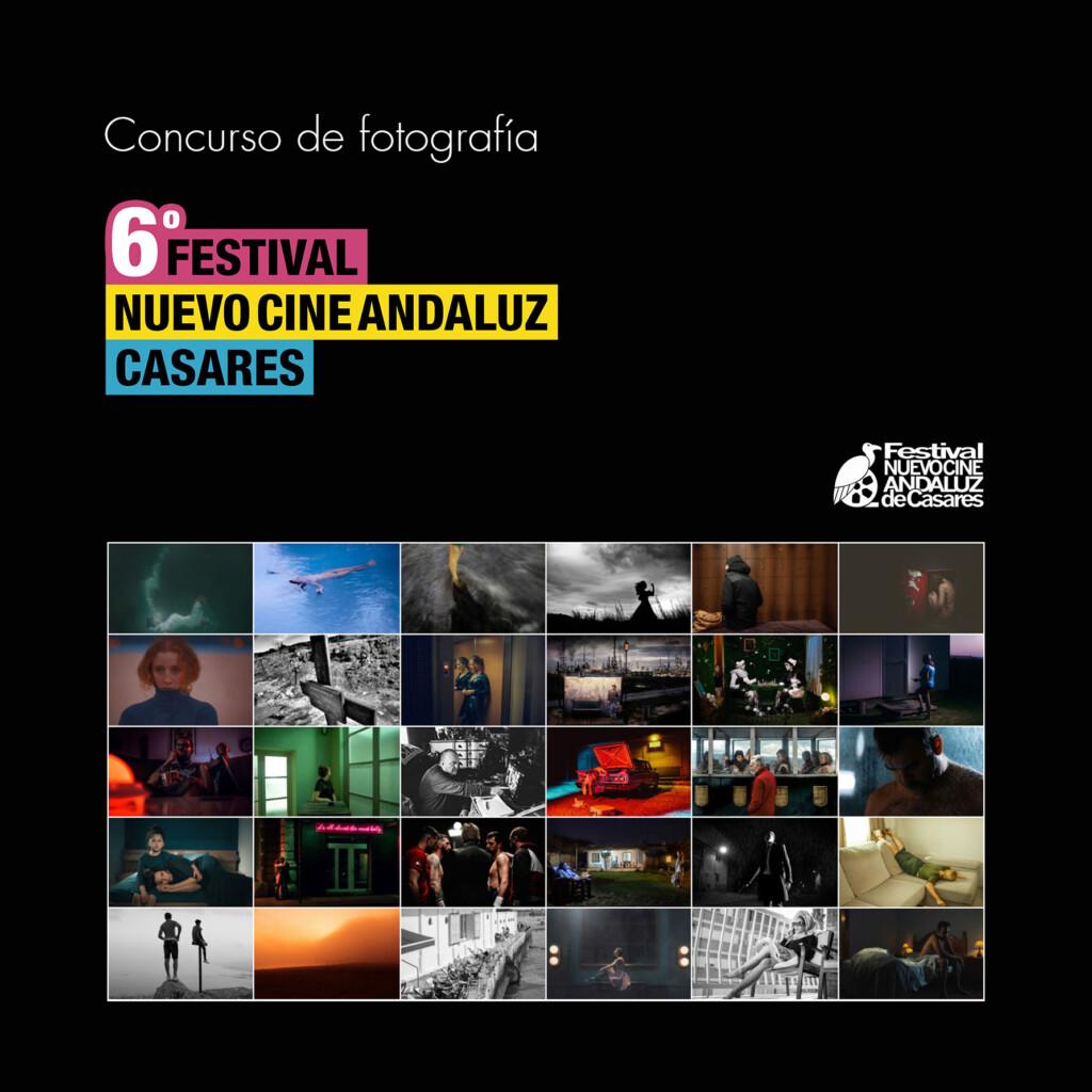 Catálogo del Concurso de Fotografía Nuevo Cine Andaluz 2019