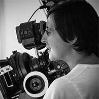 Macarena Astorga, jurado del Concurso de Cortos Exprés Nuevo Cine Andaluz (Casares, 2019)