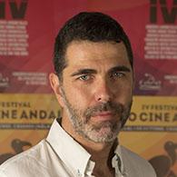 Raúl Mancilla, jurado del concurso de Cortos Exprés Nuevo Cine Andaluz (Casares, 2019)