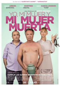 Yo, mi mujer y mi mujer muerta, de Santi Amodeo. Festival Nuevo Cine Andaluz 2019