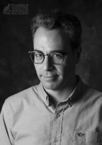 """Ignacio Delgado. Productor de la película """"Segunda oportunidad"""""""