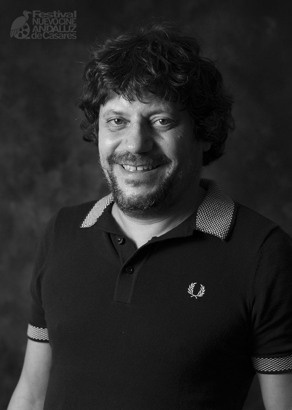 """Santi Amodeo. Director de la película """"Yo, mi mujer y mi mujer muerta"""""""