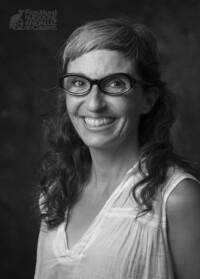 "Natalia Díaz. Productora del documental ""Ihab"""