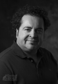 """Daniel Ortiz Entrambasaguas. Productor y director del corto """"Aliento"""""""