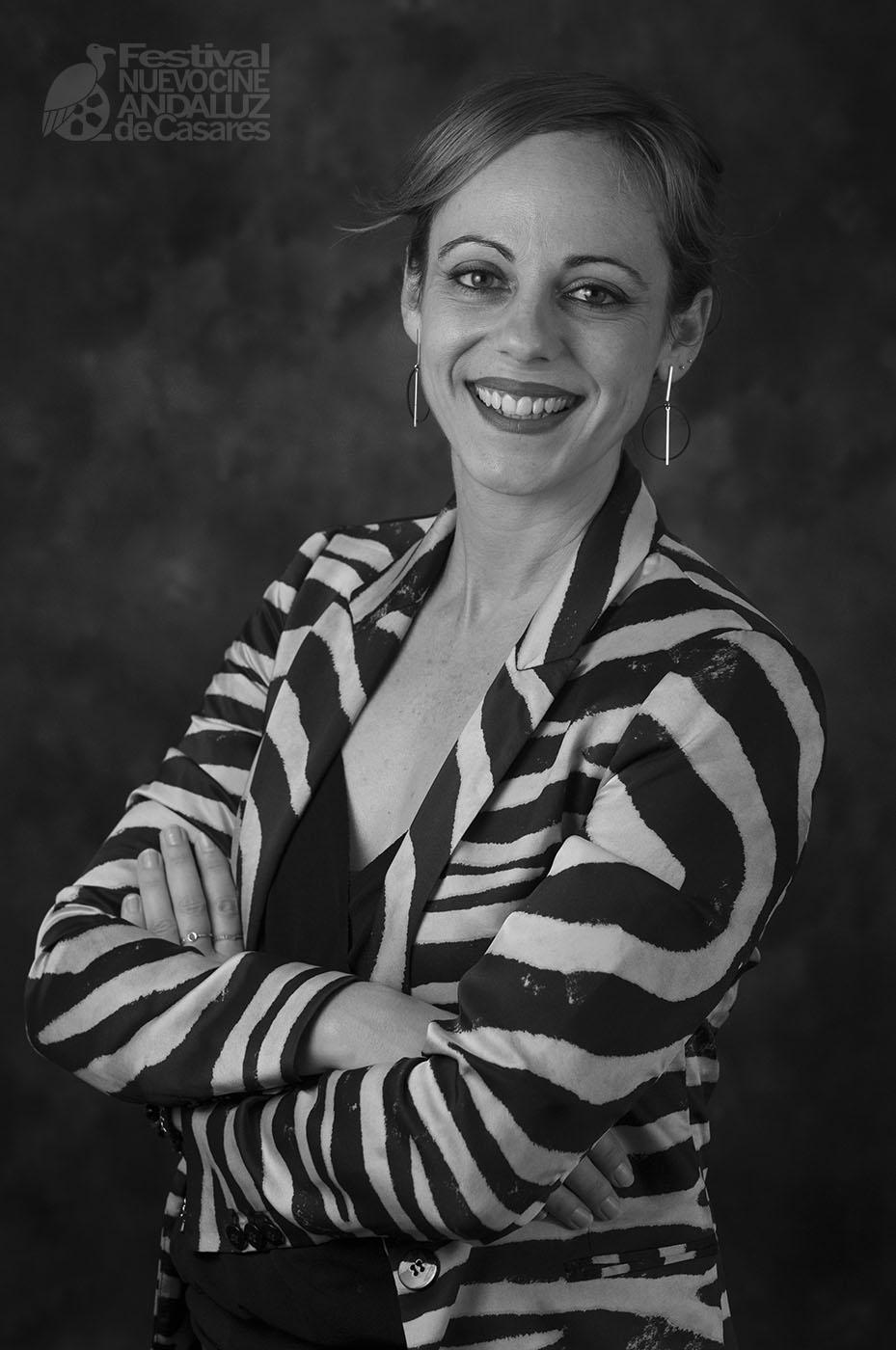 Isa Sánchez. Guionista de cine y tv. Jurado de Cine