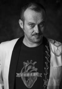 Jose Pérez. Conductor de la gala Festival Nuevo Cine Andaluz
