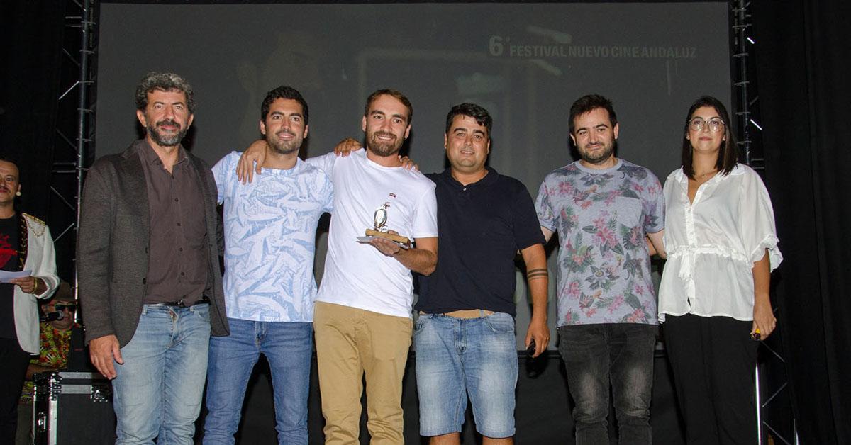 Primer premio Concurso Cortos Exprés Nuevo Cine Andaluz 2019