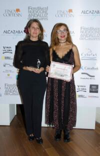 Manuela Ocón y Mercedes de Hoyos