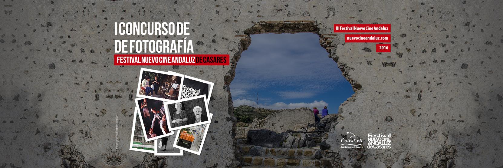 Concurso de Fotografía Festival Nuevo Cine Andaluz