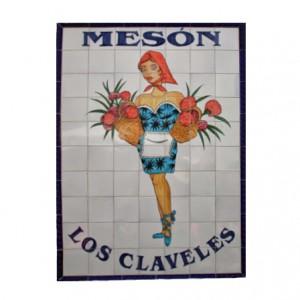 Mesón Los Claveles (Casares, Málaga)