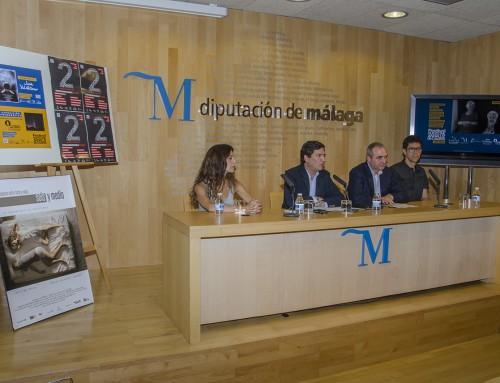 Presentada en la Diputación el II Festival Nuevo Cine Andaluz