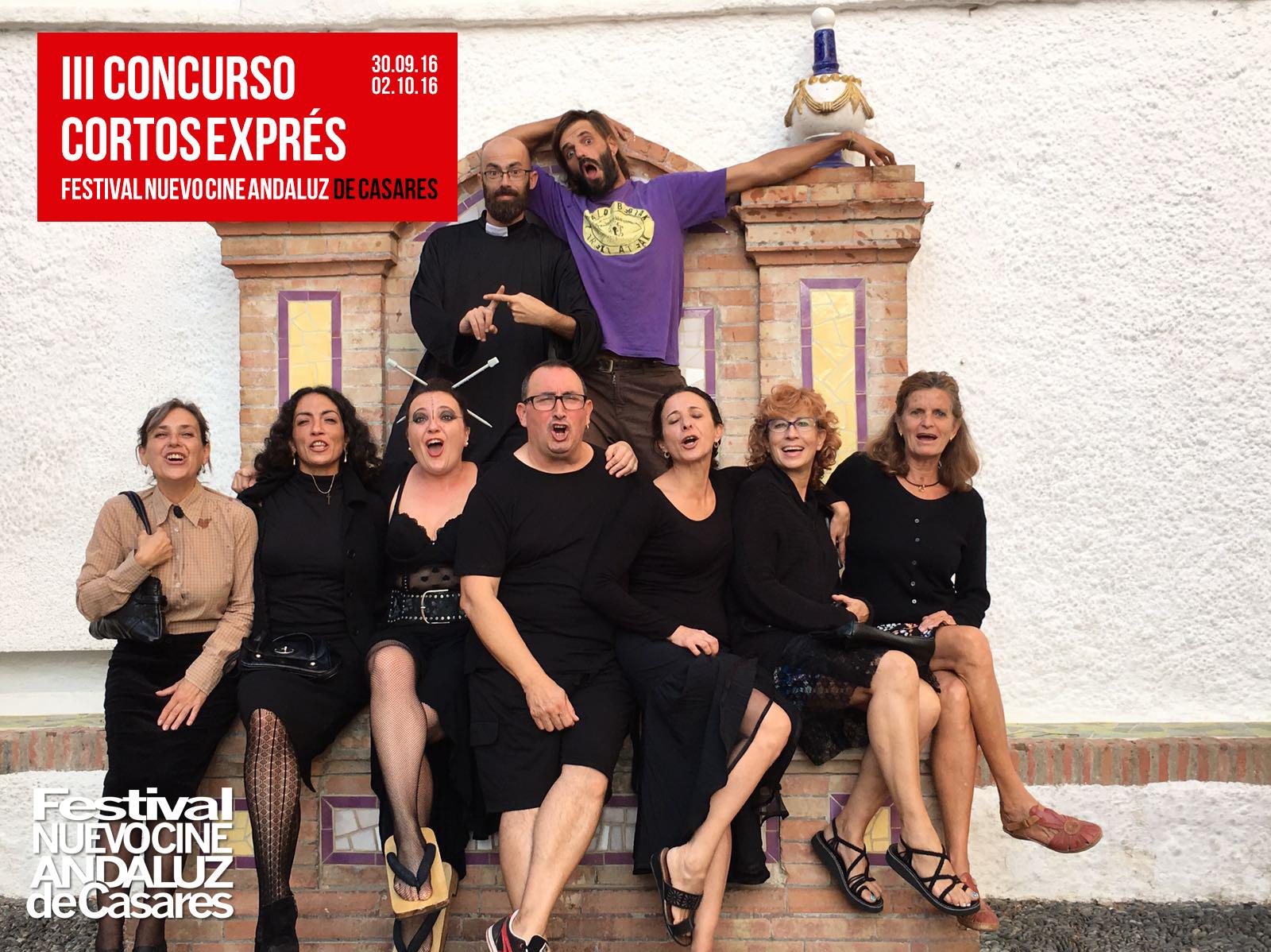 III Concurso Cortos Exprés de Casares - Festival Nuevo Cine Andaluz