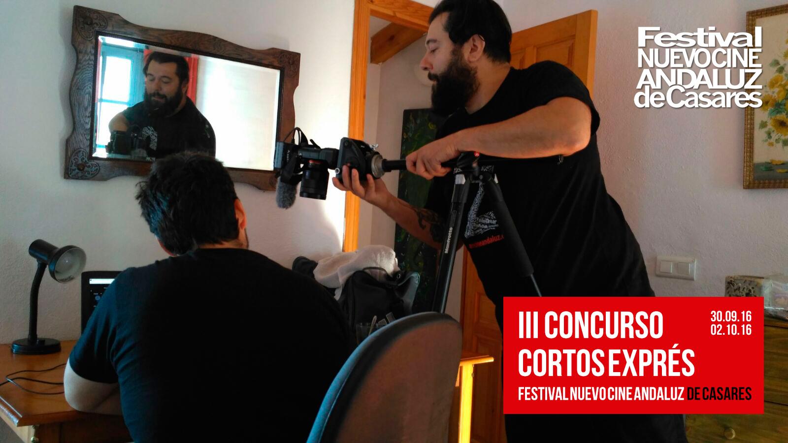 III Concurso Cortos Exprés - Festival Nuevo Cine Andaluz