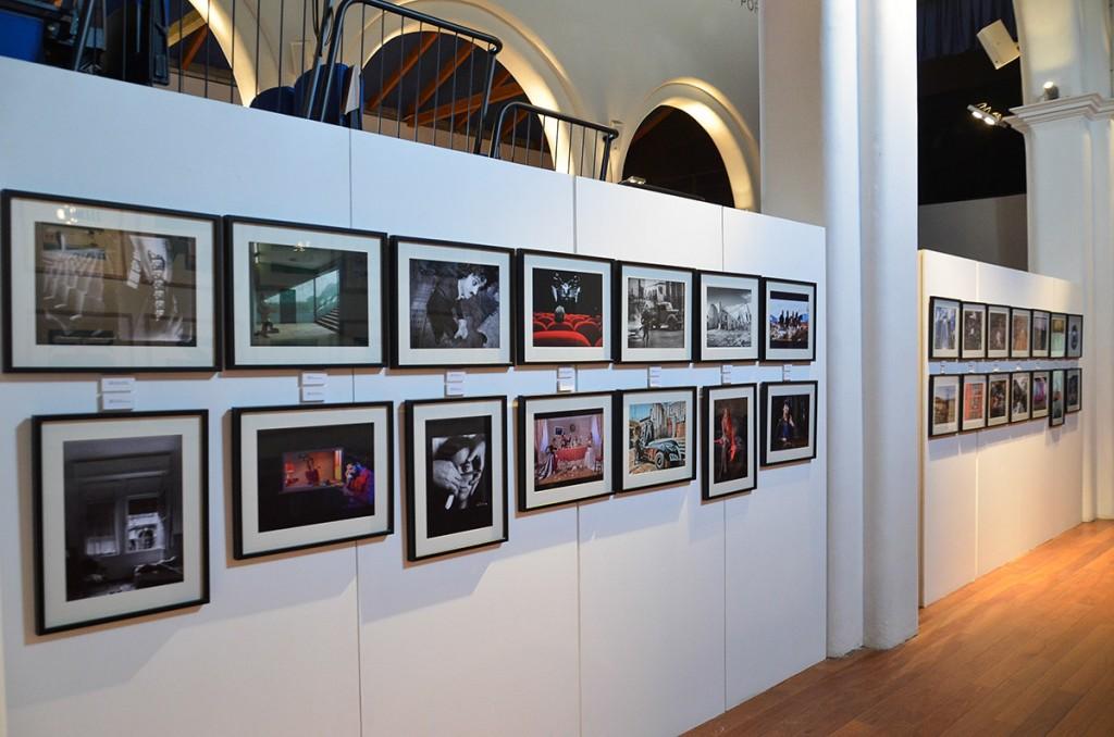 Exposición del I Concurso de Fotografía Nuevo Cine Andaluz