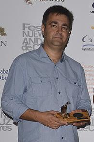 Jesús Ponce, jurado del Festival Nuevo Cine Andaluz 2017