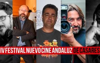 Jurado Festival Nuevo Cine Andaluz 2017