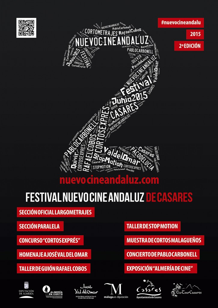 II Festival Nuevo Cine Andaluz (Casares, 2015)