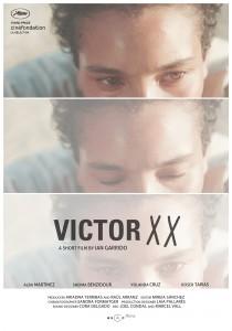 Víctor XX, de Ian Garrido, en el Festival Nuevo Cine Andaluz (Casares, 2017)