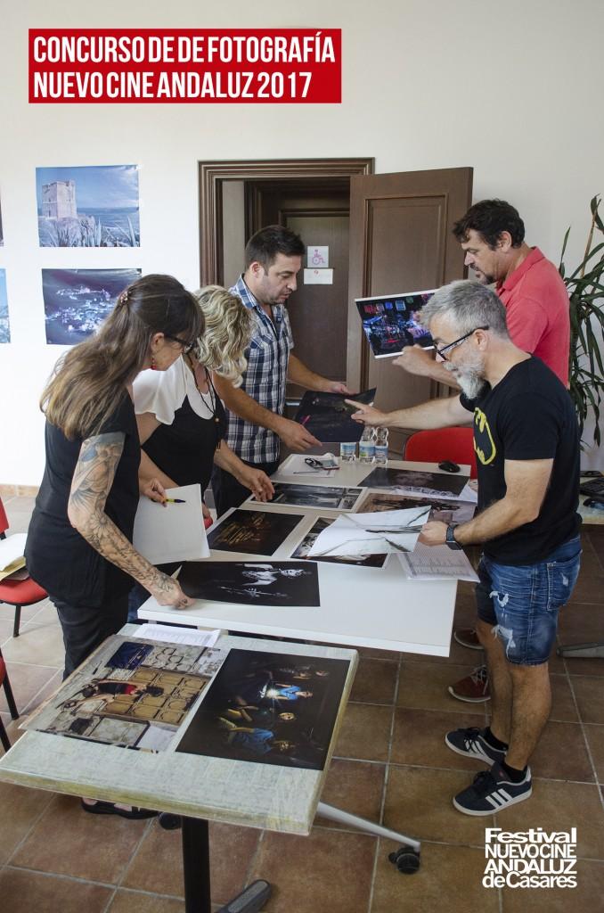 Concurso de Fotografía Nuevo Cine Andaluz 2017