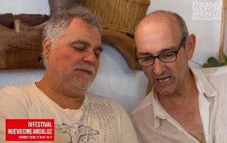Benito Zambrano y José Sánchez Montes