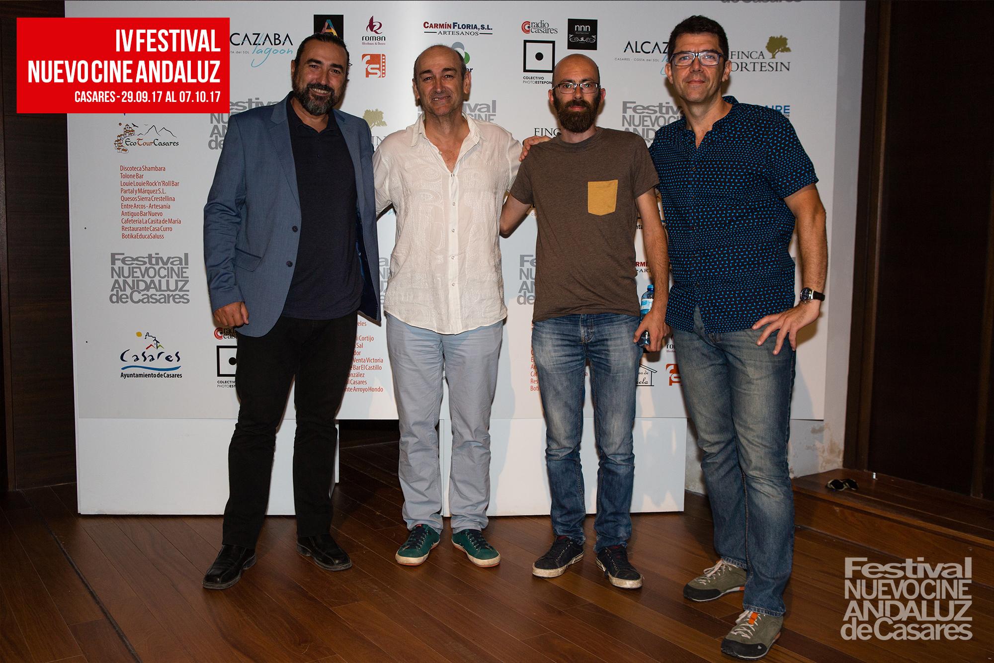 Con José Sánchez Montes, codirector de Omega
