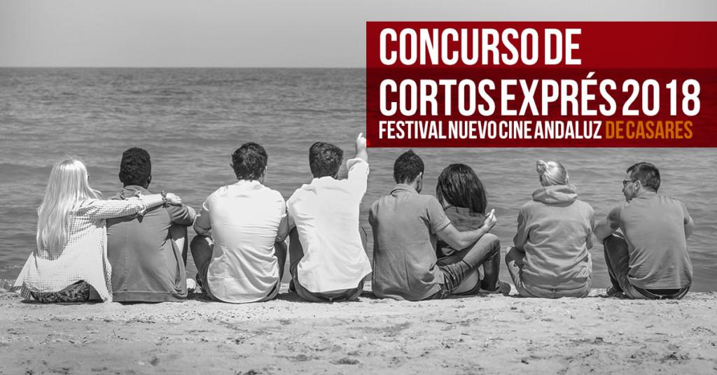Concurso Cortos Exprés Nuevo Cine Andaluz 2018