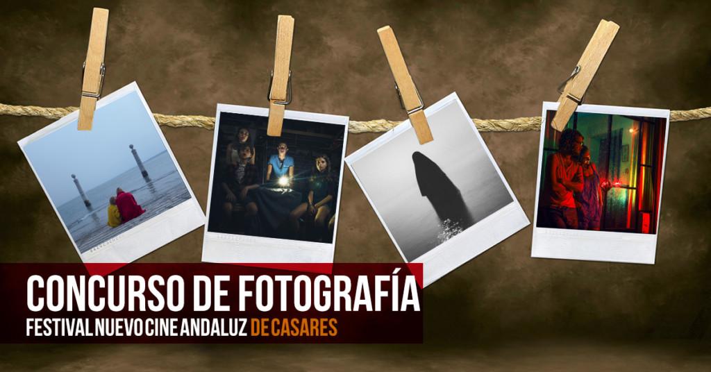 Concurso de Fotografía Nuevo Cine Andaluz 2018