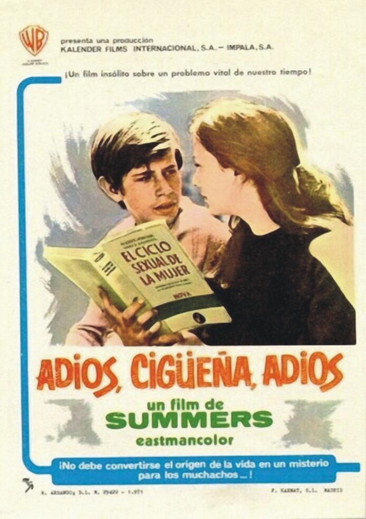 Adiós, cigüeña, adiós (Manolo Summers, 1971)