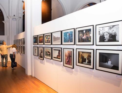 Inaugurada en Casares la Exposición del Concurso de Fotografía Nuevo Cine Andaluz 2018