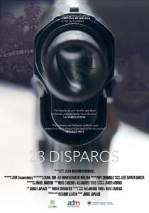 23 disparos, Nuevo Cine Andaluz (Casares, 2018)