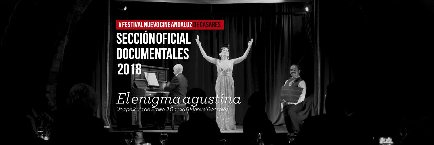 El enigma Agustina, de Emilio J.García y Manuel González