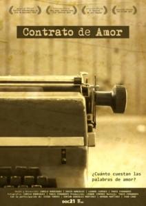 Contrato de Amor, en el Festival Nuevo Cine Andaluz (Casares, 2018)