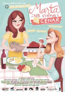 Marta no viene a cenar, de Macarena Astorga, en el Festival Nuevo Cine Andaluz (Casares, 2018)
