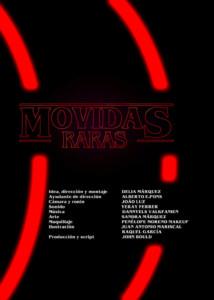 Movidas raras, de Delia Márquez, en el Festival Nuevo Cine Andaluz (Casares, 2018)