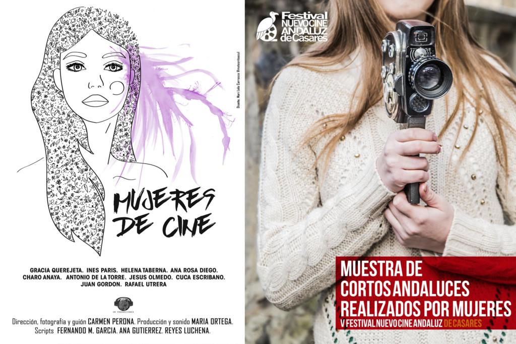 Mujeres de cine, un corto documental de Carmen Perona
