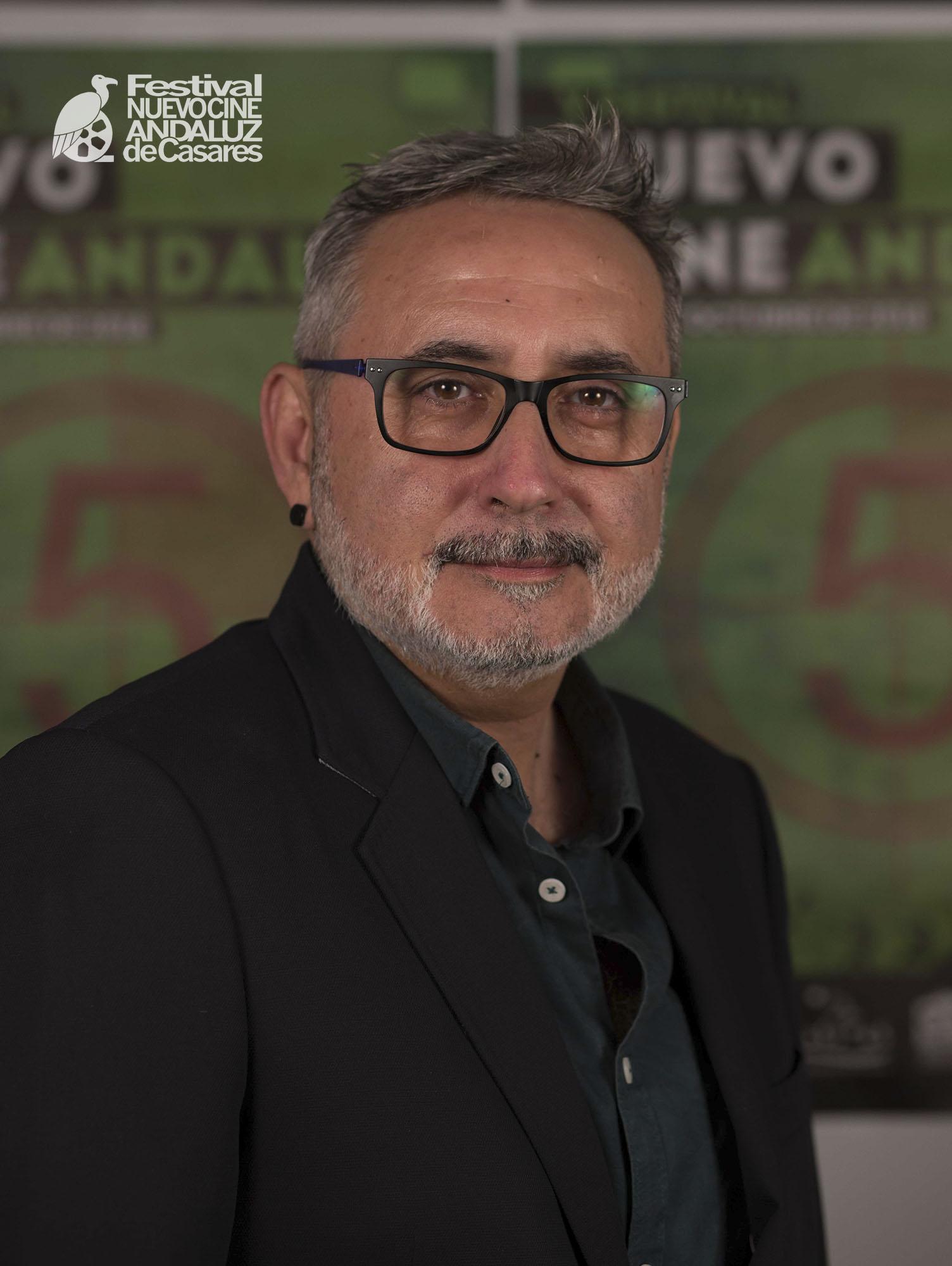 Javier Paisano, gestor cultural, periodista y presidente de ASECAN