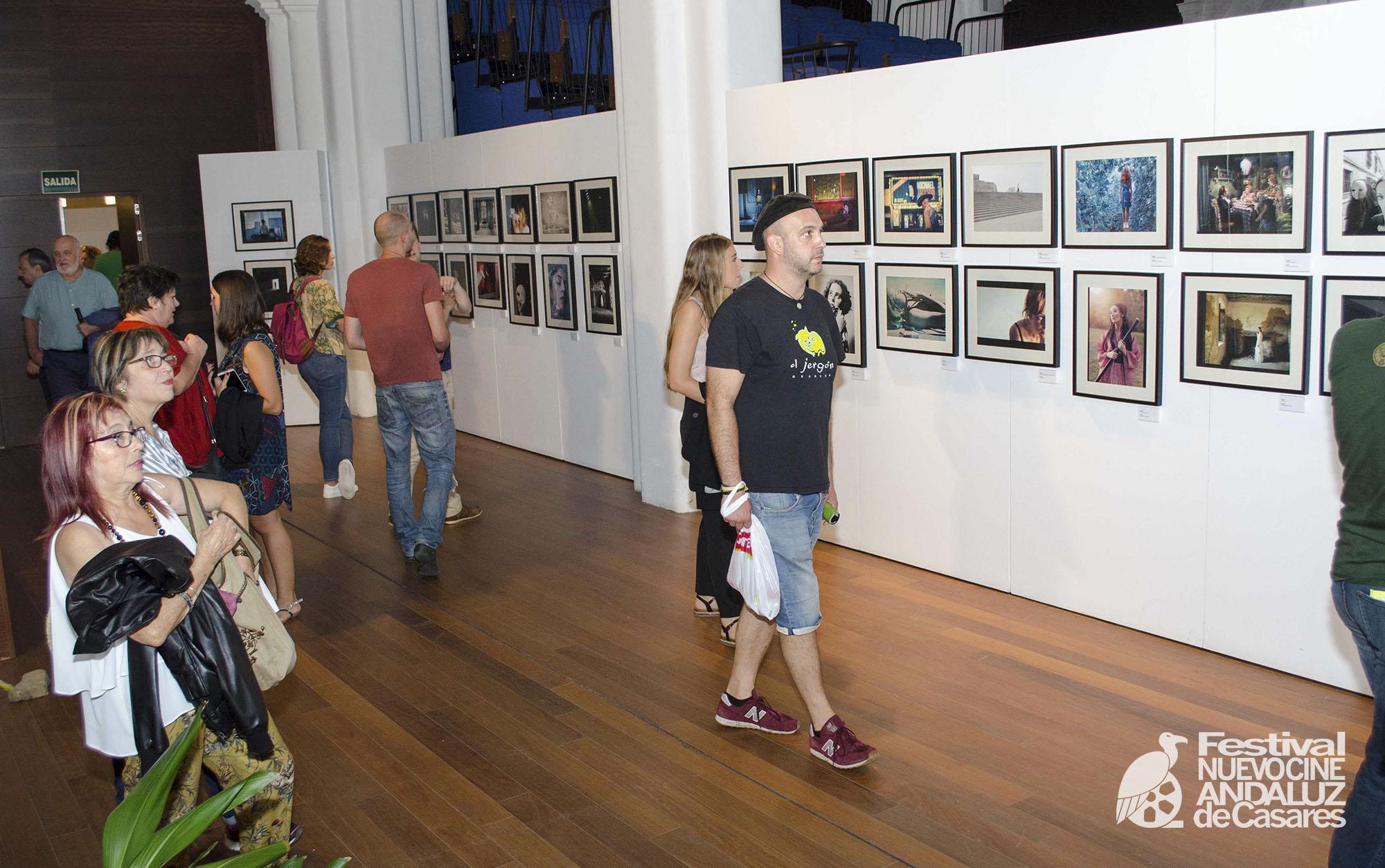 Exposición de Fotografía Nuevo Cine Andaluz 2018