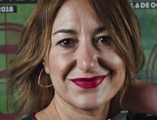 """Entrevista a Tusti de las Heras, actriz de reparto de la película """"Los amores cobardes"""""""
