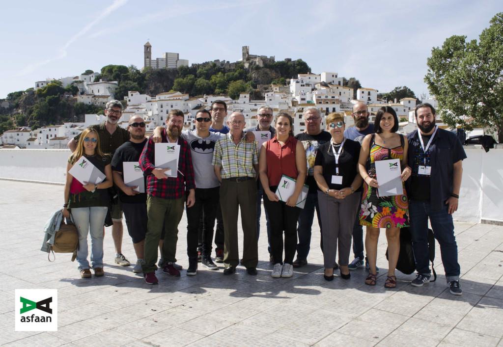 ASFAAN, Asociación de Festivales Audiovisuales de Andalucía (Casares, 7/10/18)