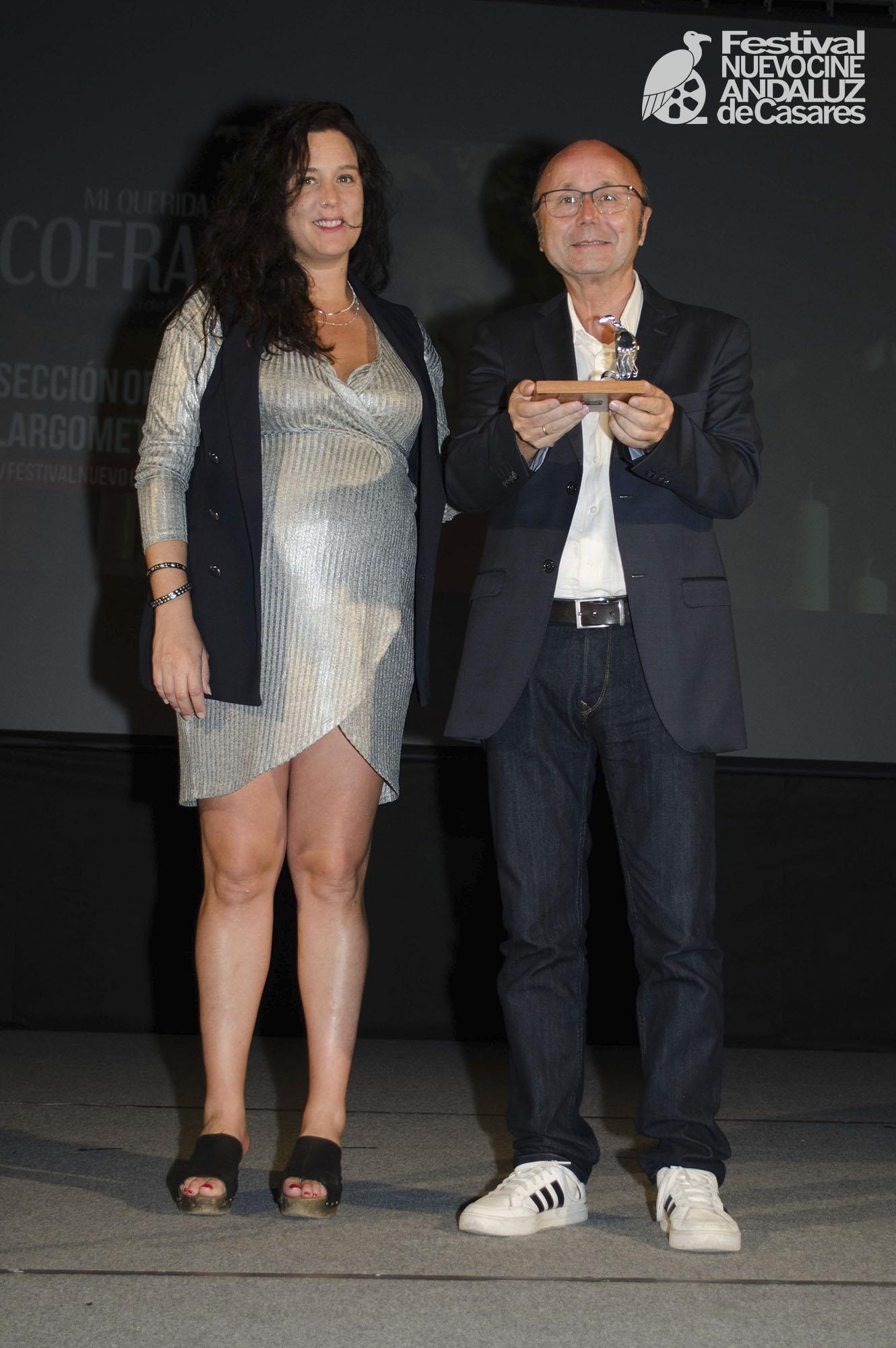 Rocío Ruiz y Manolo Bellido