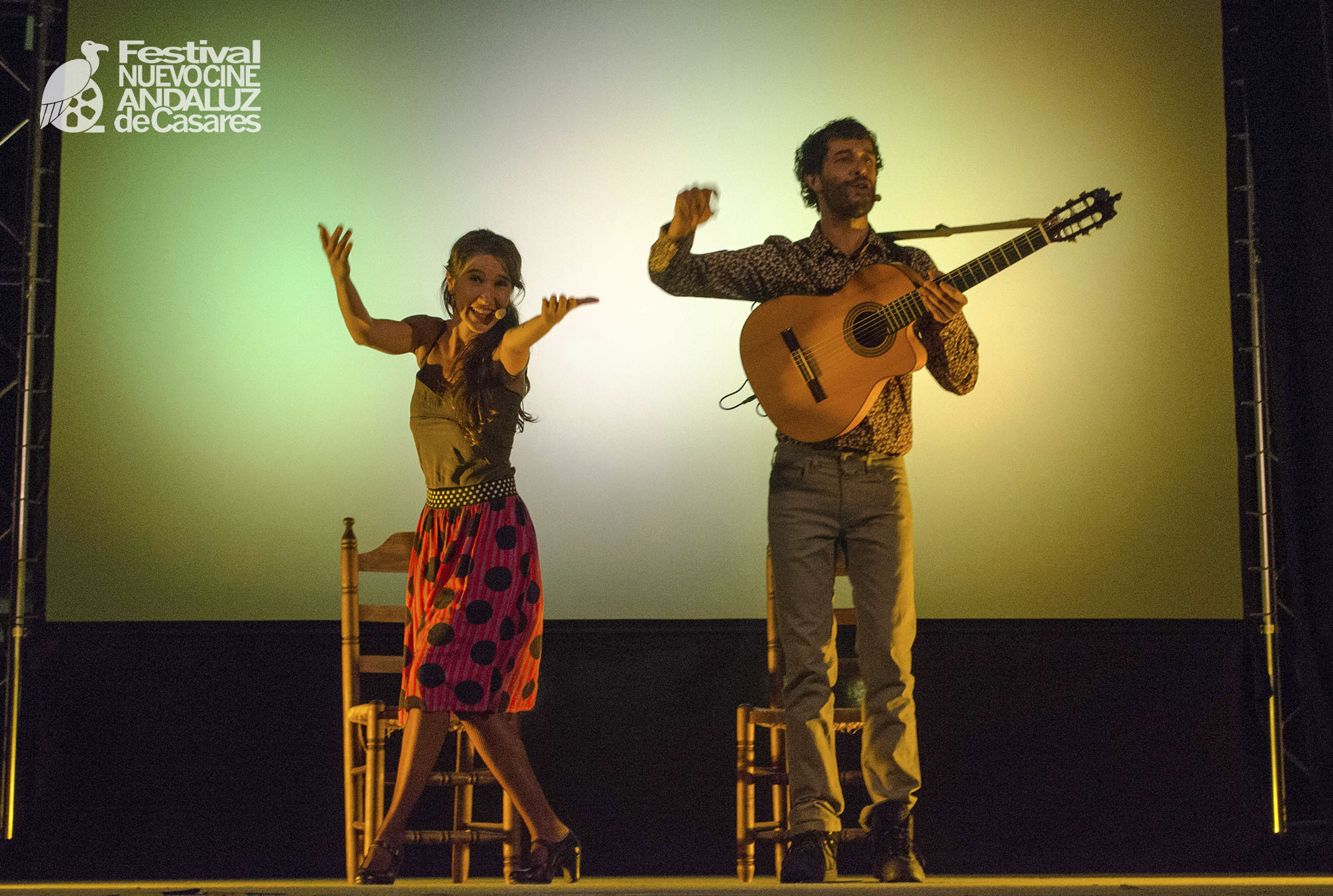 Pau Sau y Rosana Pappalargo