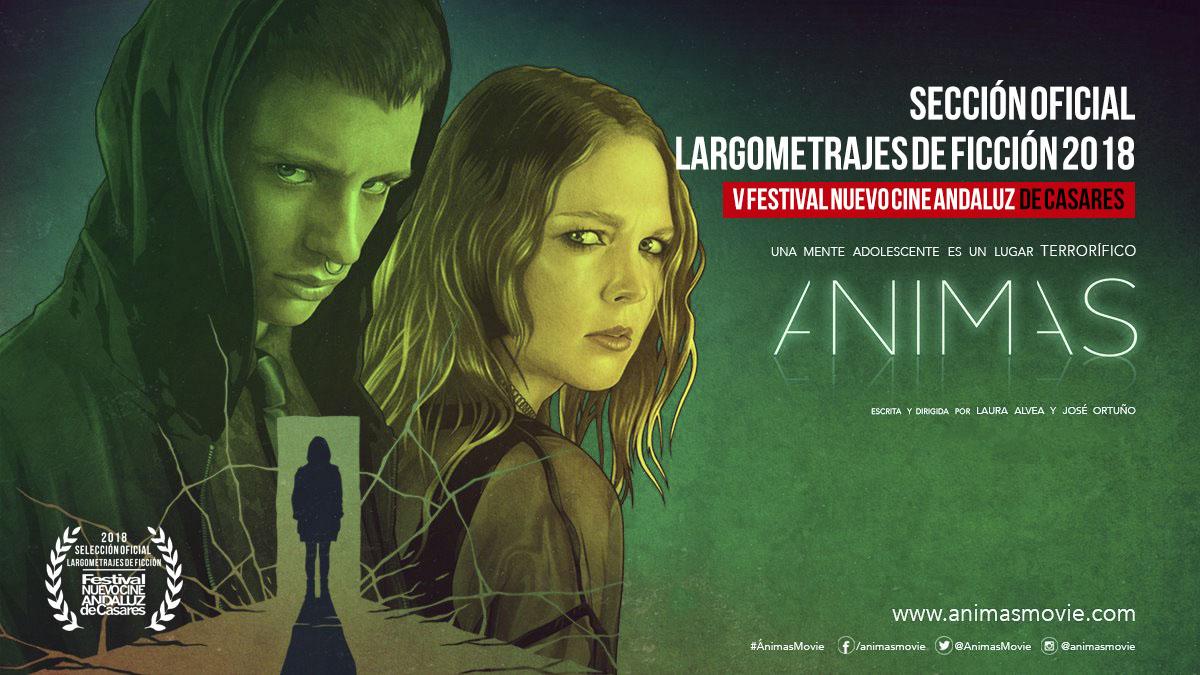 Animas, de Laura Alvea y José F.Ortuño, estreno en el V Festival Nuevo Cine Andaluz (Casares, 2018)