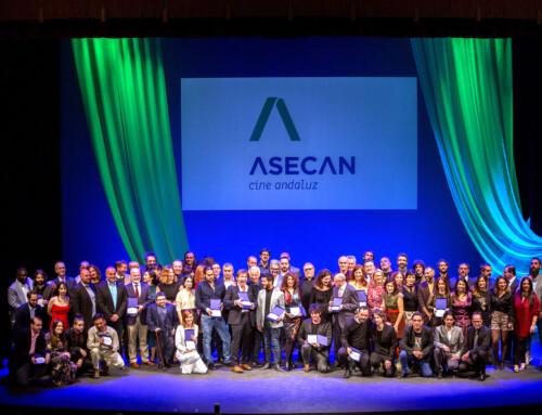 Entregados los premios ASECAN 2019 al cine andaluz