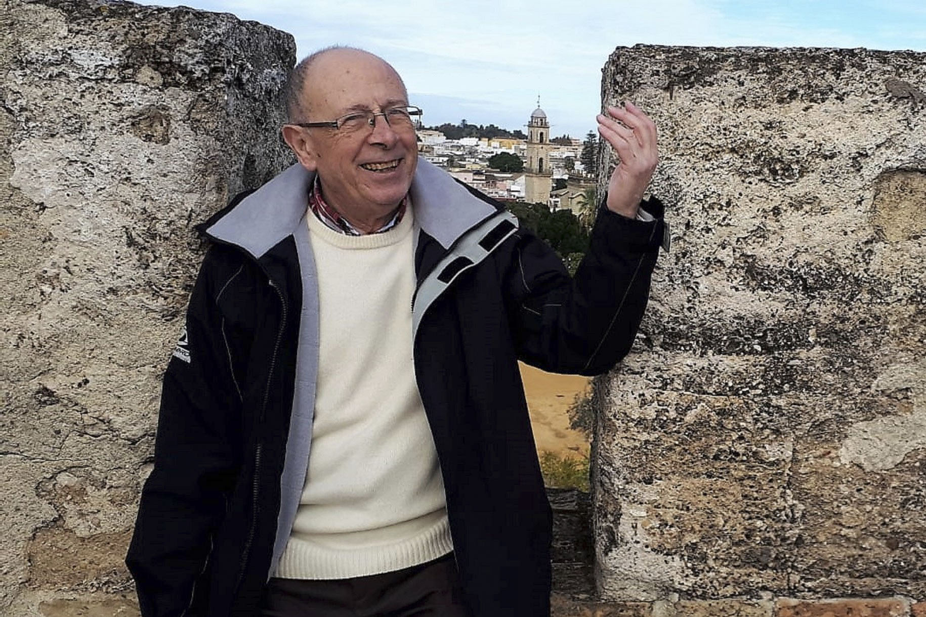 Pepe Moreno, Medalla de Honor Asecan 2019