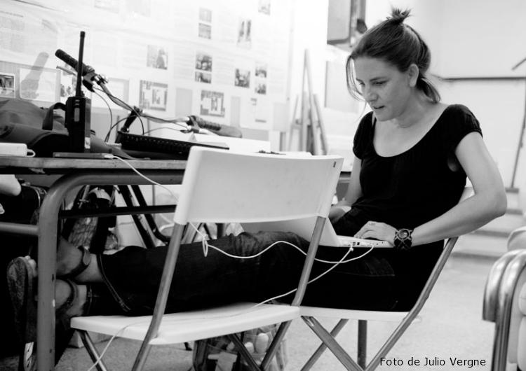 Premio Cámara Oscura 2019: Manuela Ocón