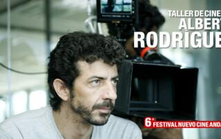 Taller de formación con Alberto Rodríguez