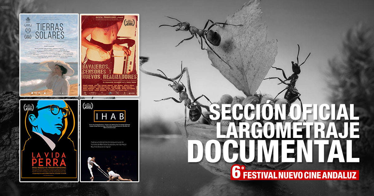 Sección Oficial Concurso de Documentales Nuevo Cine Andaluz 2019
