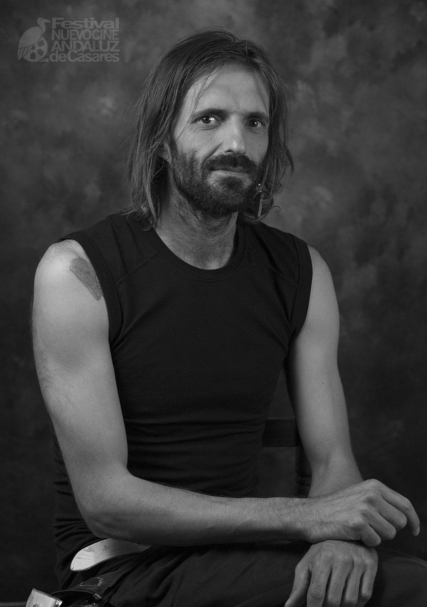 Alejandro Cuerda. Dirección de la Gala Festival Nuevo Cine Andaluz